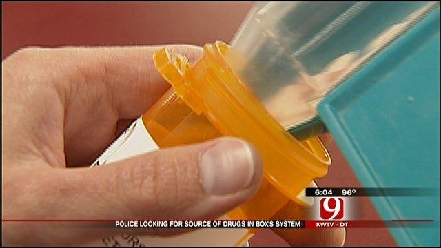 Prescription Drugs In Linebacker's Body Not Prescribed
