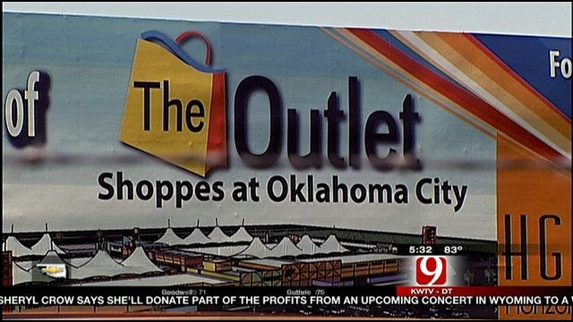 The Outlet Shoppes At Oklahoma City Open In Time For Tax Free Weekend