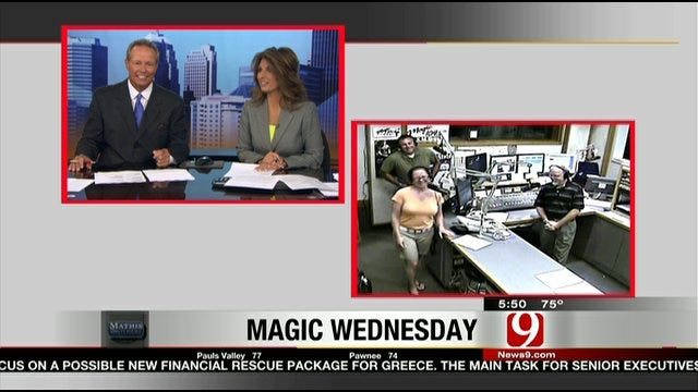 Magic 104 Wednesday: College Football And The Espys