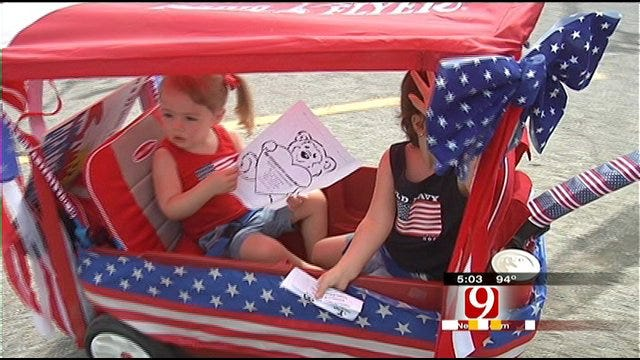 Oklahoma Celebrates The 4th Of July In Style