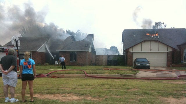 Fire Changes Family's, Neighbors' Holiday Plans