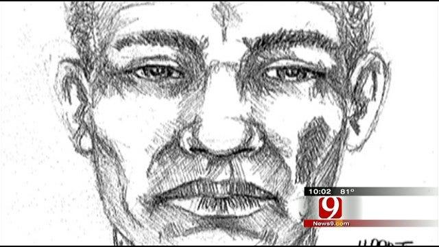 Oklahoma City Police Seek Rape Suspect