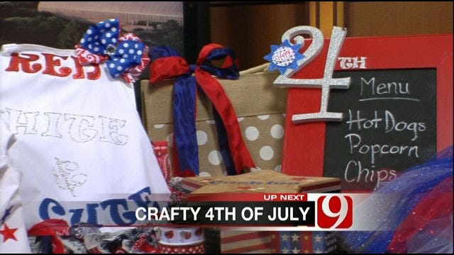 Fun Patriotic Crafts For The Family