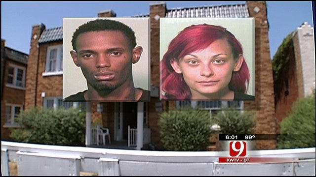 Oklahoma City Couple Jailed On Child Neglect Complaint