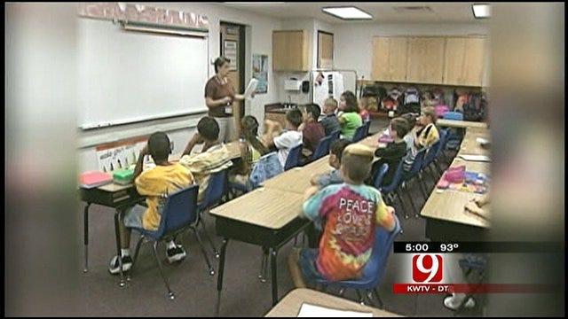 Oklahoma Teachers Face Bonus Cuts
