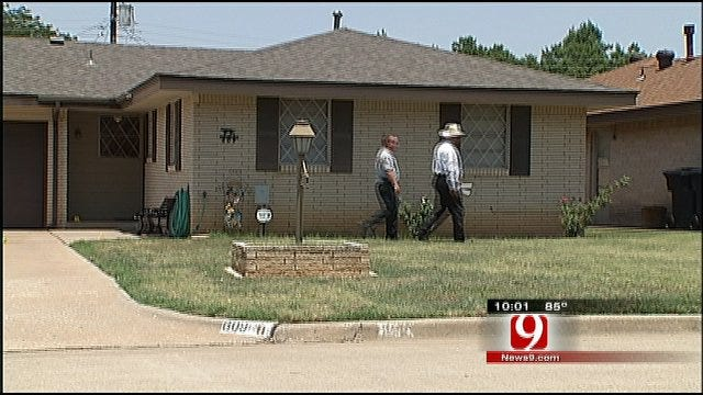 Oklahoma Teenager Talks About Home Invasion