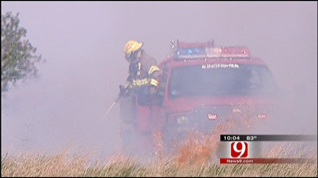 Oklahoma County Joins Burn Ban