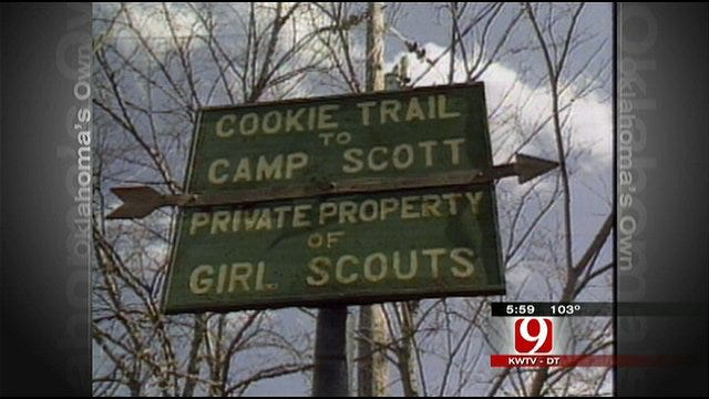 Oklahoma Woman Spared In Girl Scout Murders