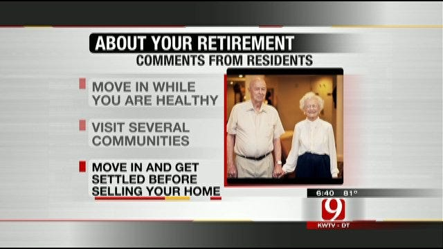 About Your Retirement: Moving From Home To Assisted Living