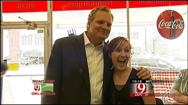 Road Trip Oklahoma: Meeting Fans In Weatherford