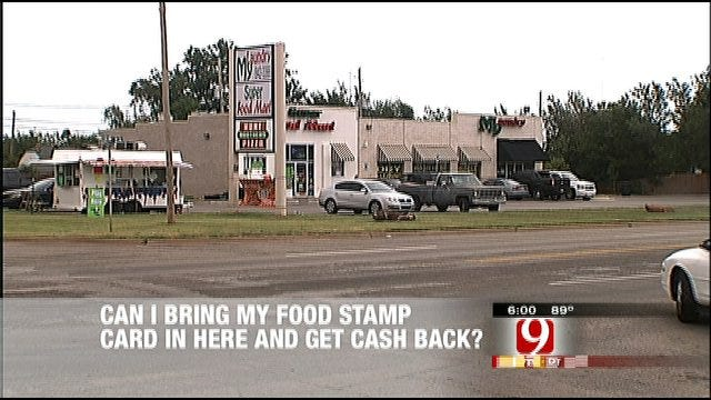 DHS Clamps Down On Food Stamp Fraud