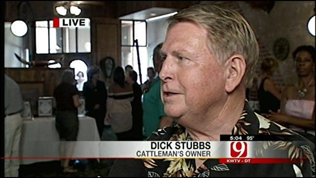 Event Raises Money For Injured Oklahoma County Deputy