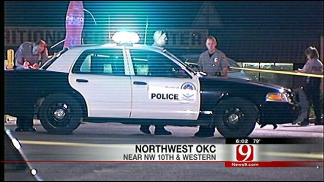 Stabbing In OKC Leaves One Man Dead