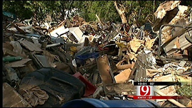 City Expects Homeowner To Clean Up After Failed Search