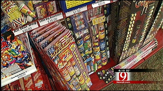Fireworks Stands Open For Fourth Of July Festivities