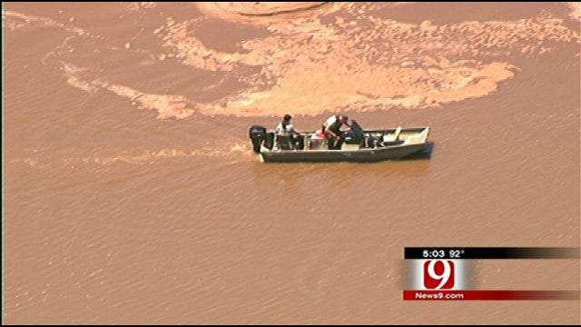 Cimarron Drowning Victim Found