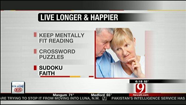 Dr. Mary Ann Bauman's Advice For Living Longer, Healthier