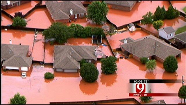 Metro OKC Residents Still Rebuilding After 2010 Floods