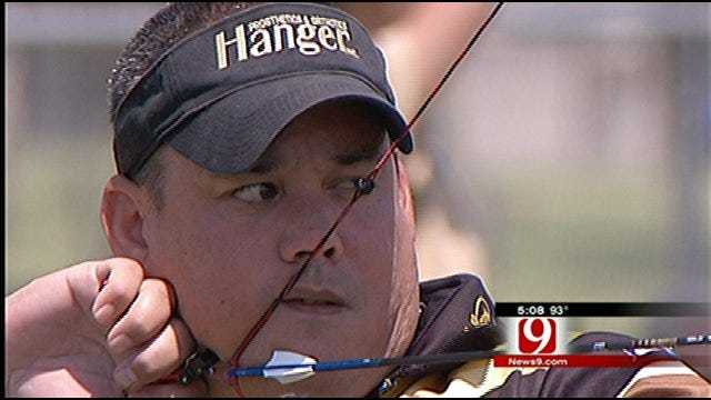 Paralympians Compete At UCO This Weekend
