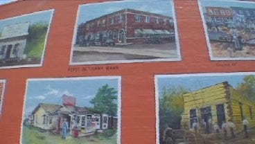 Oklahoma History Is A Work Of Art In Bethany