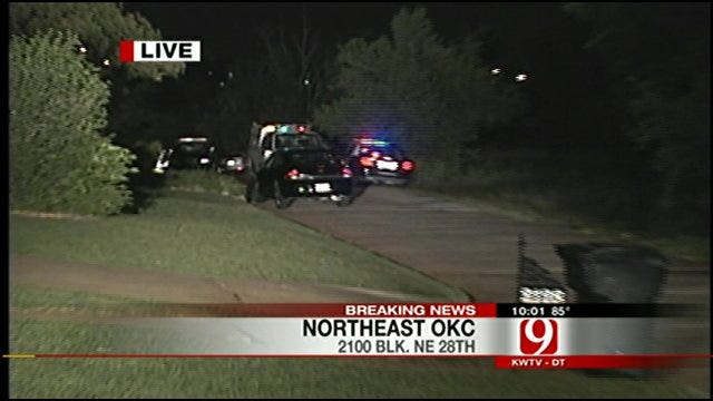 One Dead After Drive-By Shooting In OKC