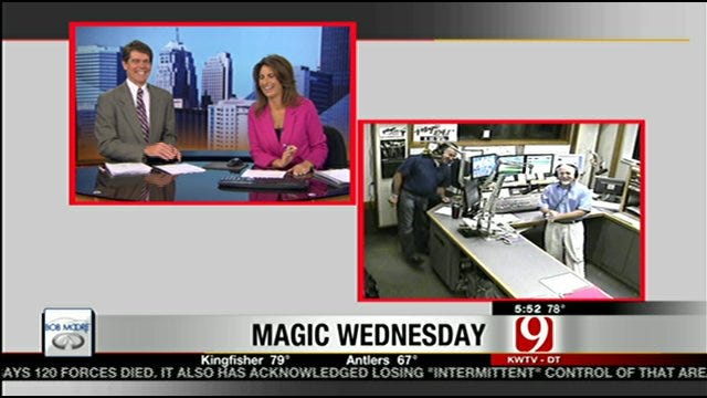 Magic Wednesday With Magic 104: NBA Finals And College World Series