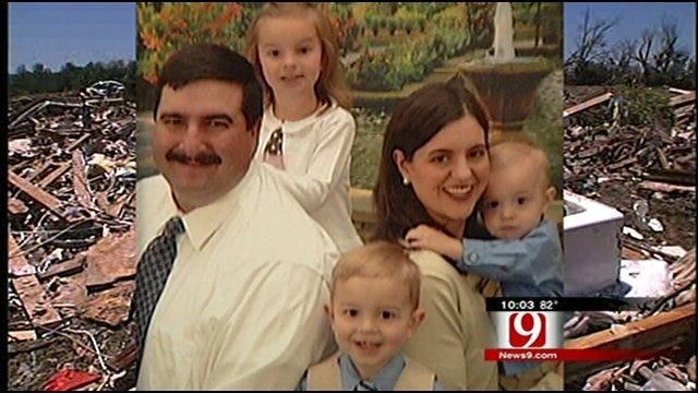 Oklahomans Help Family Who Lost 2 Kids In Piedmont Tornado