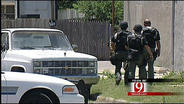 Man Hides Under House During 12-Hour Standoff