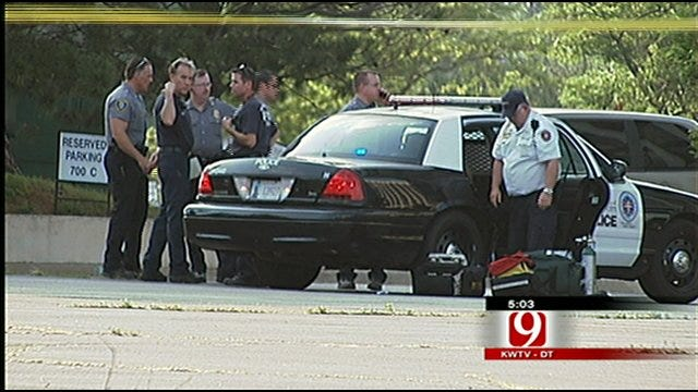 Man Charged In Officer-Involved Shooting