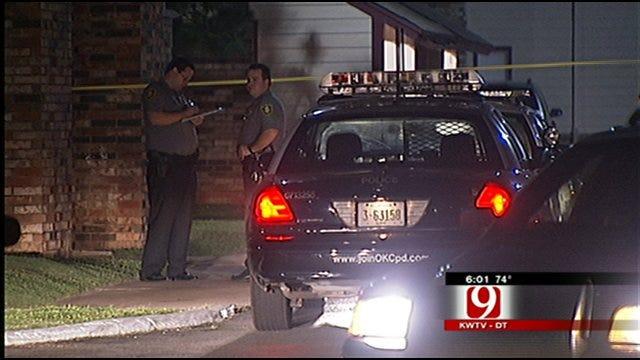 Oklahoma City Shooting Sends Man To Hospital