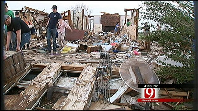Red Cross Talks About How To Help Tornado Victims