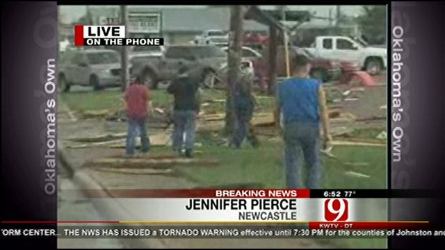 New Video Of Tornado Damage