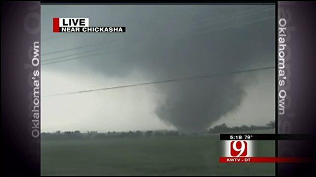 Chickasha Tornado