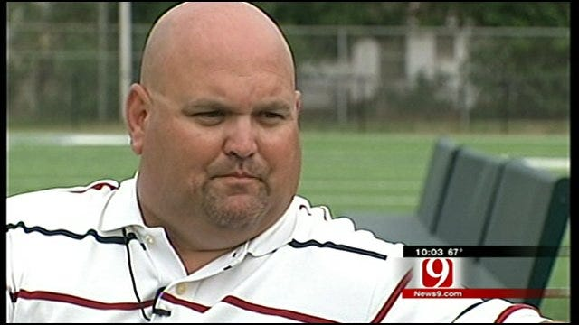 Enid High School Coach Remembers Austin Box