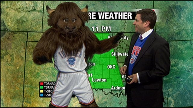 Rumble Visits News9 First At Four