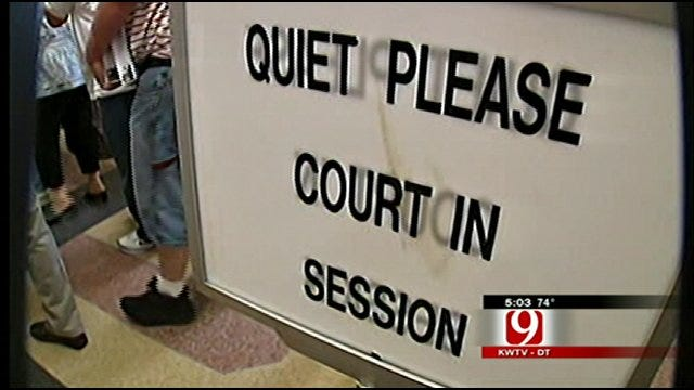Jury Selection Wraps For The Day In Ersland Trial