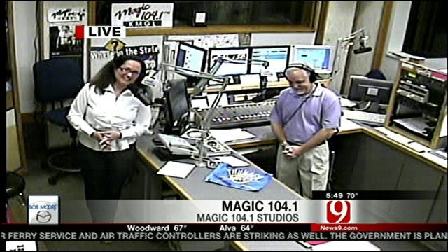 Magic 104 Wednesday For May 11