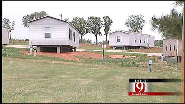 Prairie Creek Trailer Park Hit Hard By Tornado 1 Year Ago Still Recouping