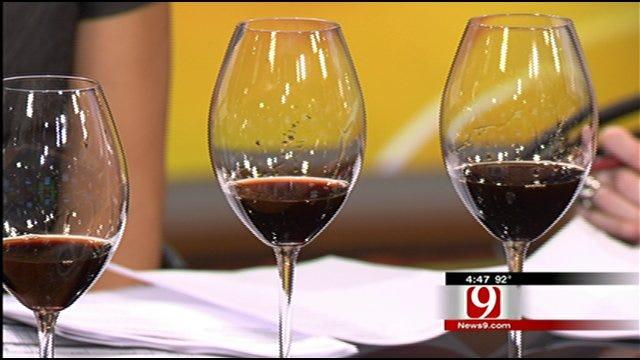 Oklahoma City Rosebrook Vineyards Open For Business