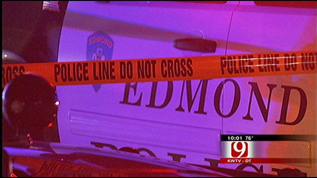 Edmond Police Investigate Double Shooting