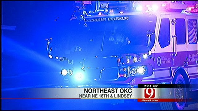 Residents Evacuated In Overnight OKC Fire