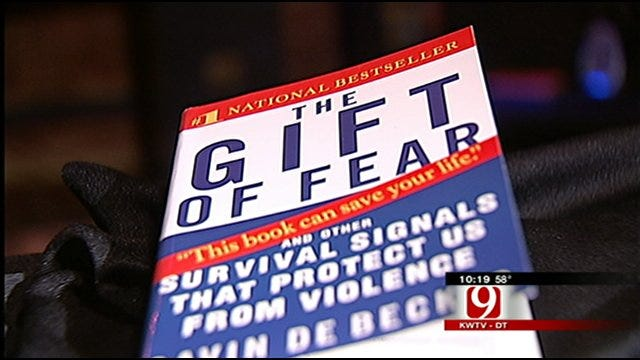 The Gift Of Fear Could Save Your Life