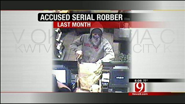 Police Arrest Metro Serial Robber
