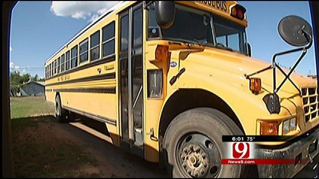 Bullies Suspended For Allegedly Beating Up Kindergartner On Bus