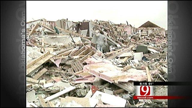 Severe Tornadoes Devastate Oklahoma Nearly 12 Year Ago