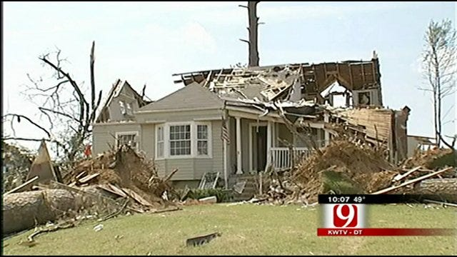 Tuscaloosa Resident Tells Story Of Survival Following Deadly Storms