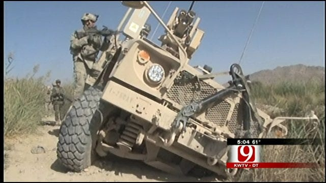 Fort Sill Soldiers Excited By Military's Accomplishment