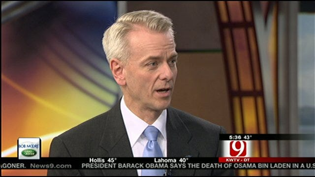 State Sen. Steve Russell On Death Of Osama Bin Laden