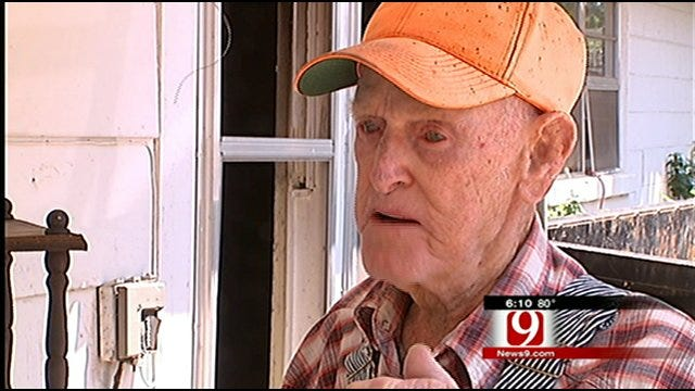 101-Year-Old Loses Home