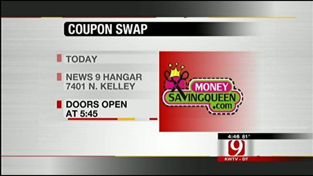 Money Saving Queen Coupon Swap